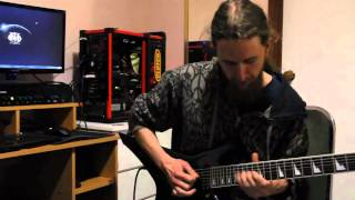 Dream Theater - Enigma Machine Unison Solo cover