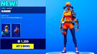 *NEU* BASEBALL SKINS SIND HIER..! (Neuer Artikelshop) Fortnite Battle Royale