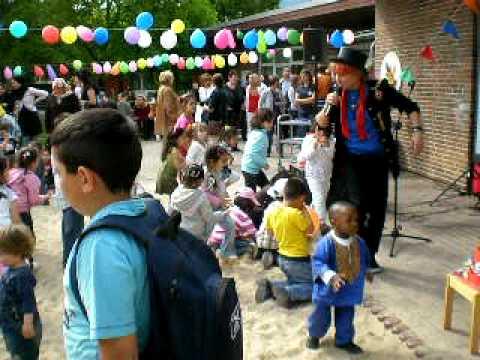Berlin: Kindergarten- Musikfest