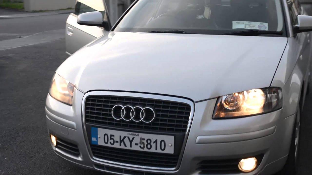 Audi A3 8p 2005