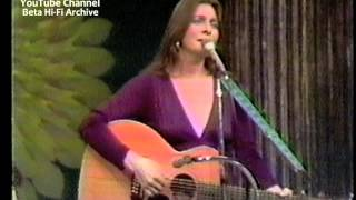 "JUDY COLLINS - ""Bird On A Wire"" by Leonard Cohen  1976"
