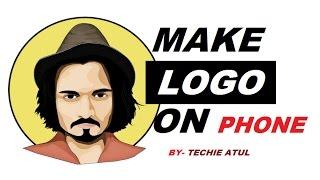 Telefonda Vines ''Ki Ben, zaman' ' gibi bir Logo Oluşturma (logo zaman şarap ' 'durumu en BBC Hintçe)''