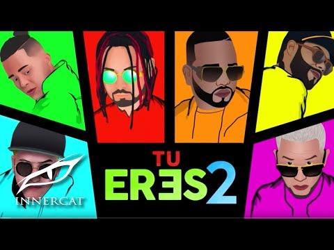 Dvice - Tu Eres 2 👸 ft. Nio Garcia, Casper, Sou, Lyan & Franco El Gorila [LETRA]