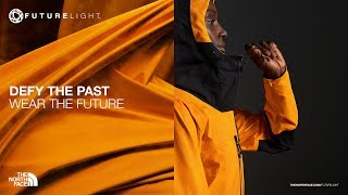 The North Face FutureLight fabric - built to weather all the weather.