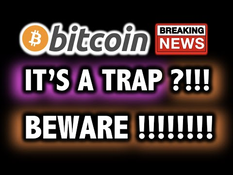 TRAP?!!! BEWARE of THIS Bitcoin PATTERN?! 🛑 Crypto Analysis TA Today & BTC Cryptocurrency Price News