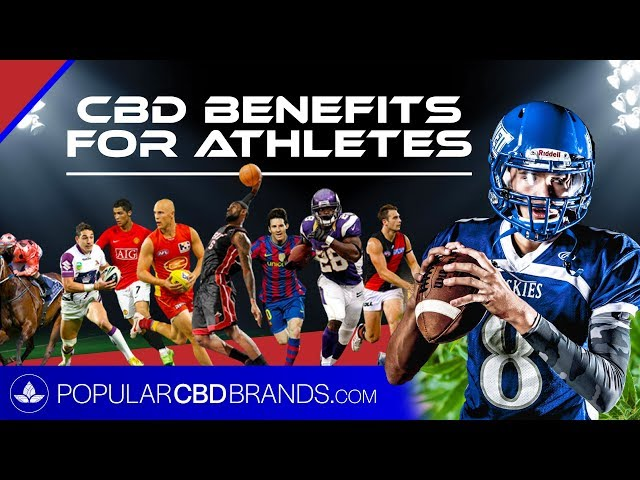 CBD Benefits for Athletes | Sports (2019)
