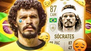 SOCRATES ODEJDZIE? / FIFA 19 ULTIMATE TEAM PL