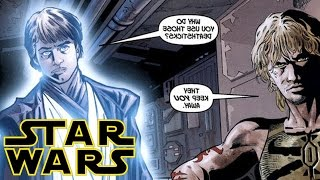 When Luke Skywalker Died & Became A Force Ghost - Star Wars Legends Explored
