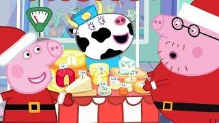 Peppa Pig en Español Episodios completos 🎁Peppa Pig Feliz Navidad! ❄️ Dibujos Animados