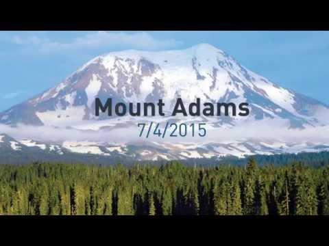 Mount Adams - 7/04/2015