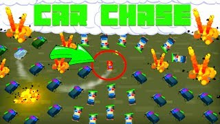 CAR CHASE - EPIC GAMEPLAY!!! - COPS VS CRIMINAL - EPIC GAME