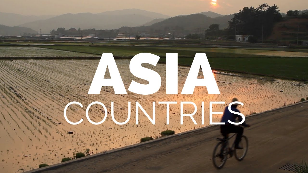 15 Best Countries to Visit in Asia - Travel Video