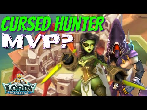Can Cursed Hunter Perform In Colosseum?  - Lords Mobile