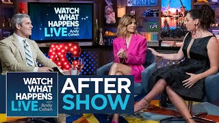 After Show: Lisa Defends Getting Along With Teddi Mellencamp | WWHL