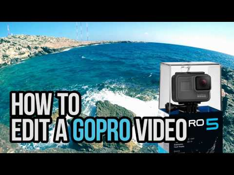 How to edit a GoPro video with VSDC Free Video Editor