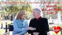 Mayor of Winter Springs Valentine's Story