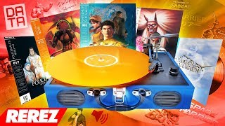 Video Game Music on Vinyl / Data Discs Review - Rerez