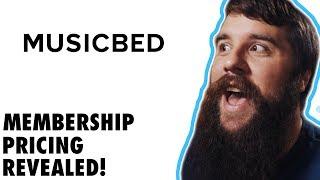 Musicbed Membership is INCREDIBLE for YouTubers & Wedding Filmmakers!