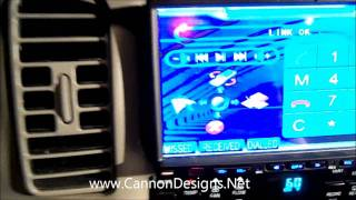 "02' Buick Park Avenue  ""7"" DVD Tv Install"""