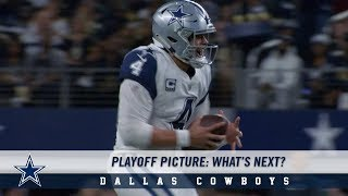Playoff Picture: What To Know For The Dallas Cowboys | Dallas Cowboys 2018