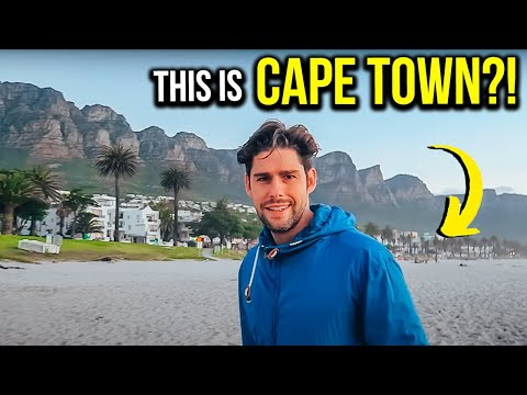 CAPE TOWN SOUTH AFRICA - MAKING IT HAPPEN - VLOG - DAILY VLOG