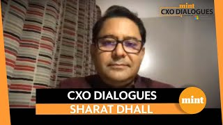 Catch Sharat Dhall on Mint CXO Dialogues, in association with Microsoft