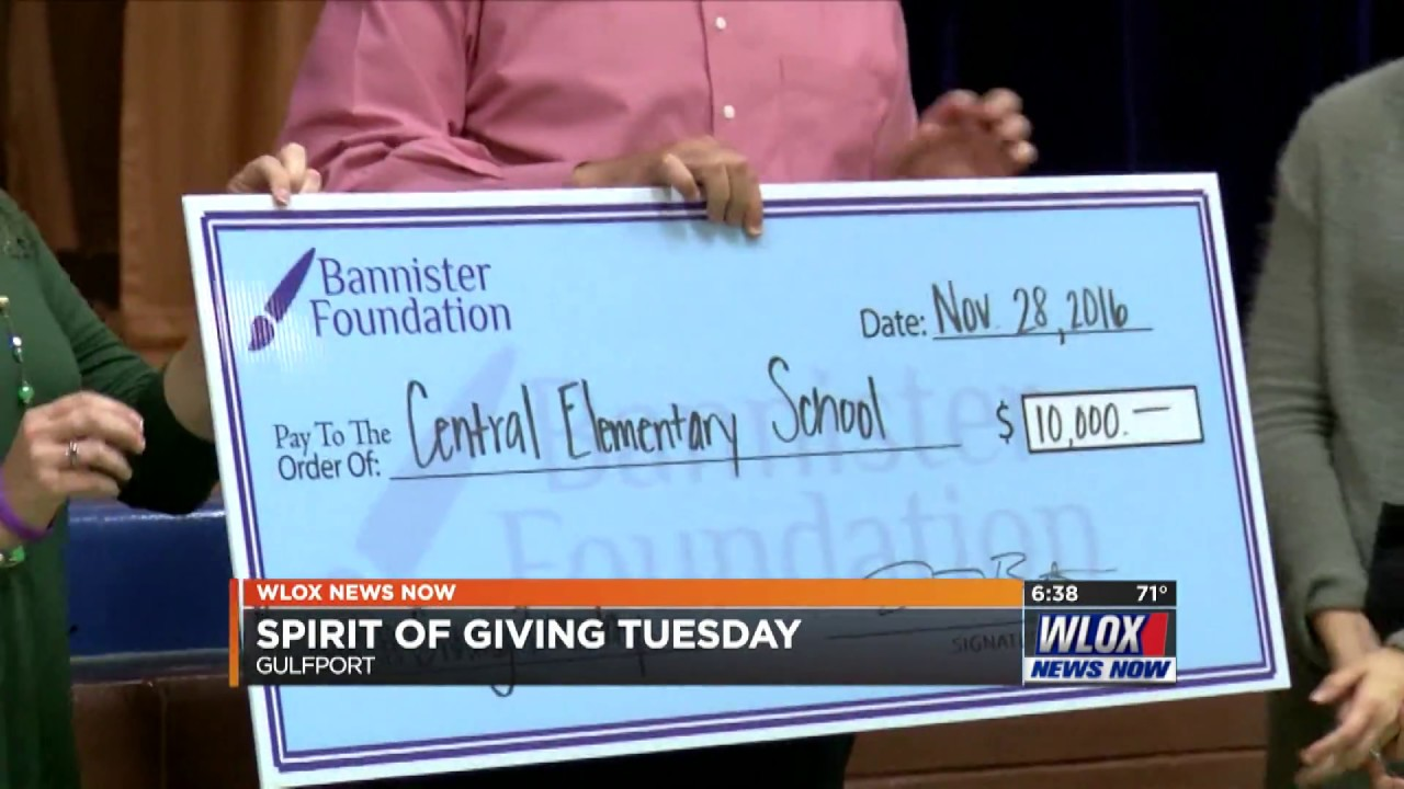 In The News   Gulfport   Bannister Foundation, Inc