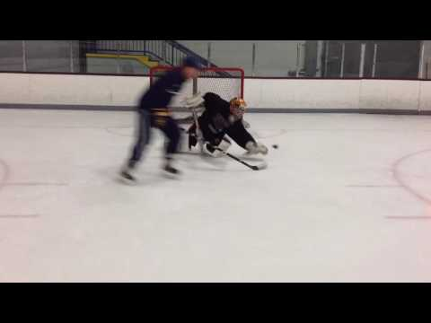 The Goalie Doctor - Lee and Andrew Lesson