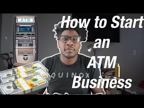 The Economics of Owning an ATM Business - Generate Passive Income