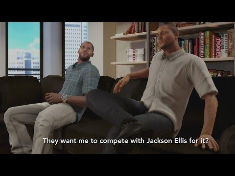 NBA 2K14 PS4 My Career - Refs Cheesing