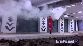 Killer Clown vs Psycho Santa Top 7 public Attacks | Scare prank | Part 1