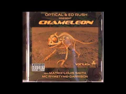 Ed Rush & Optical - [Chameleon #10] Animal