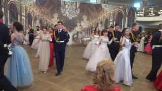 В Иванове прогремел кадетский бал