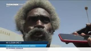 Sénégal : manifestations de soutien à O. Sonko libre