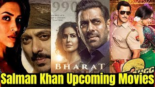 Salman Khan Upcoming Movies 2019 And 2020 With Cast, Story, Director And Release Date