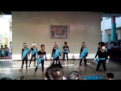 Myckel Justyn Anak ng Pasig interpretative dance