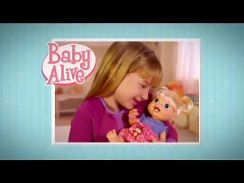 Baby Alive BABY'S NEW TEETH Doll (Brunette)  |Baby Alive New Teeth