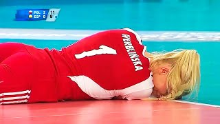 20 CRAZIEST MOMENTS IN VOLLEYBALL HISTORY