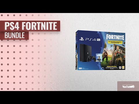 PlayStation 4 Pro Console 1TB With Fortnite Royal Bomber Pack | Hot Trends 2018