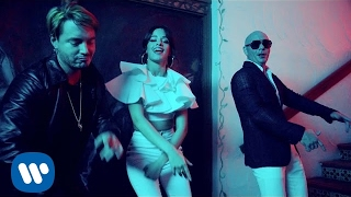 Смотреть клип Pitbull & J Balvin - Hey Ma Ft Camila Cabello