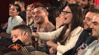Grand Hotel 2xl - Mesimi i Turqishtes (28.10.2015)