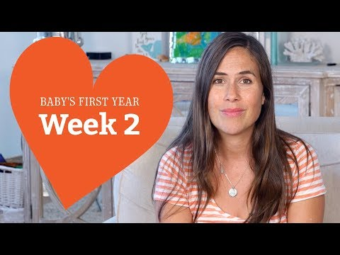 Your 1-Week-Old Baby s Development