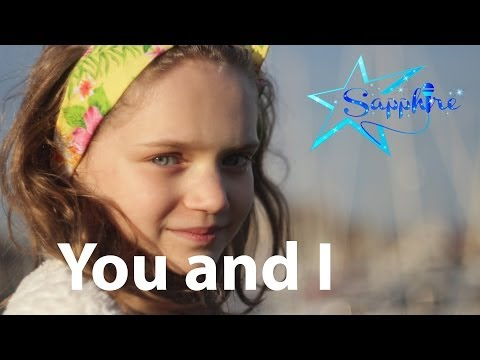 One Direction - You and I - 11-year-old Sapphire cover