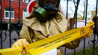 Climate Change Or Secret Russian Biological Research Gone Dangerously Wrong