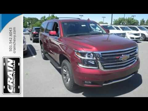 New 2017 Chevrolet Suburban Little Rock AR Bryant, AR #7CT7029   SOLD. Crain  Chevrolet