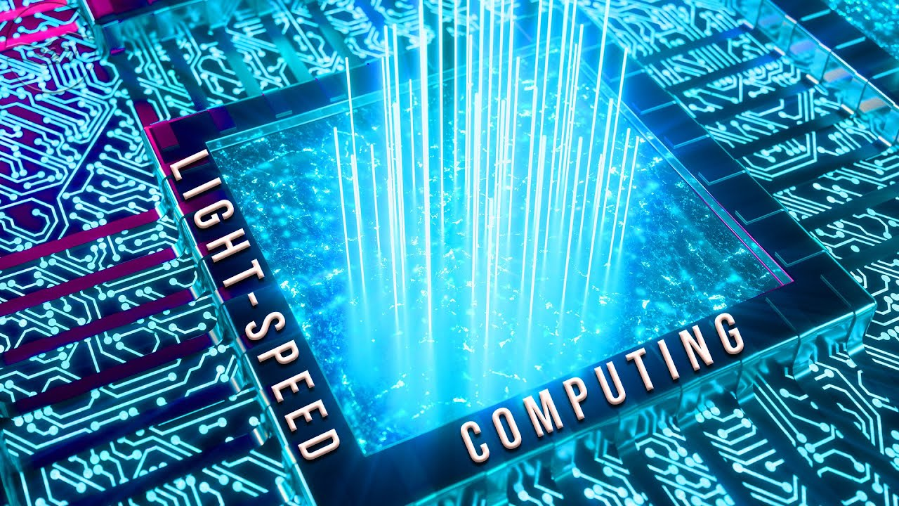 What Is Optical Computing | Photonic Computing Explained (Light Speed Computing)