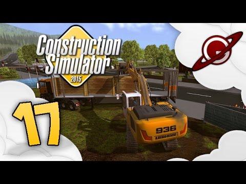 Construction Simulator 2015 | 17 - Zone de développement (2/3)