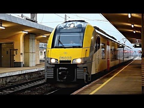 Treinen Brussel-Noord ● 02.12.2017