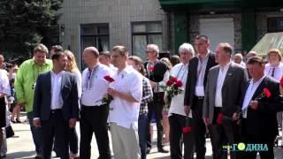 Година ТВ - Решетилівська весна (урочиста хода)