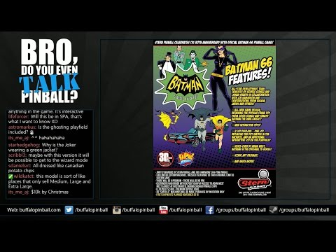 """Bro, do you even TALK pinball?"" Ep. 7: Batman '66 leak, roadtrip recaps, Medieval Madness review"